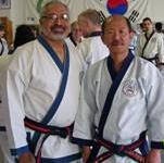 Roberto Bonefont And HC Hwang
