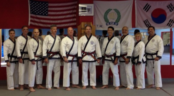 Last Training Session in New Windsor at Frampton's Karate